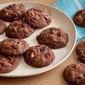 Triple Chocolate Cookies (Ellie Krieger)