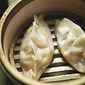 Vegetarian Steamed Dumplings (Alton Brown)