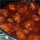 The Best Tailgate Meatballs