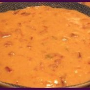 Lanas Zesty Crock Pot Dip