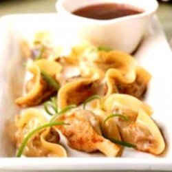 Perfect Pork Pot Stickers With Dipping Sauce