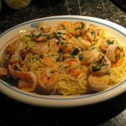 My Garlic Shrimp recipe