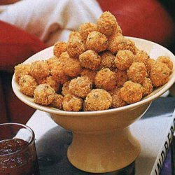 Hundred Corner Shrimp Balls With Apricot Dipping S...