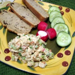 Jalapeno Chipotle Turkey Salad