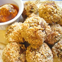 Ginger Rice Balls recipe