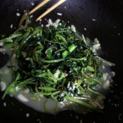 Korean Spinach Side Dish Muchim