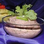 Cuban Black Bean Hummus