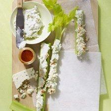 Buffalo Style Celery Sticks