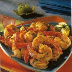 Spicy Marinated Shrimp