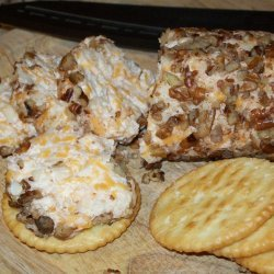 Nannies Cheese Log recipe