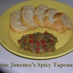 Anniez Spicy Tapenade recipe