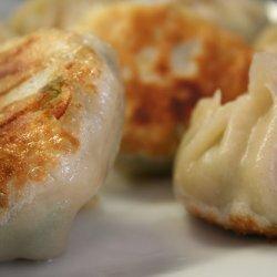 Pan-fried Crab Dumplings