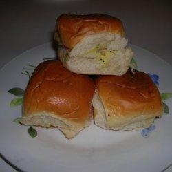 Little Ham Sandwiches