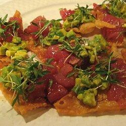 Ahi Tuna Tartar recipe