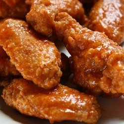 Cherylanns Hot Wings recipe