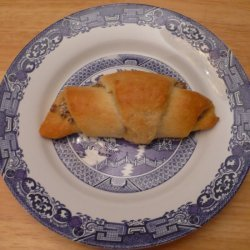 Sausage And Cream Cheese Crescent Rolls recipe