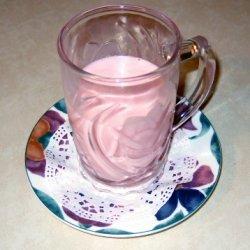 Black Cherry Egg Cream recipe