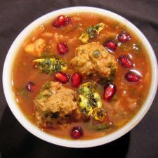 Pomegranate Soup - Asheanar