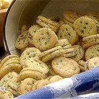 Herbed Cheese And Cracker Bits