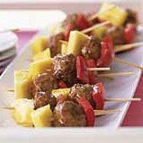 Pineapple Meatball Appetizers
