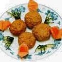 Pork Balls With Ginger In Sherry-orange Sauce