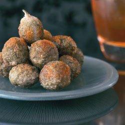 Fried Fat Sicilain Green Olives recipe