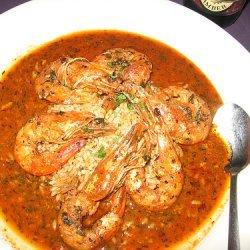 Cajun Style Bbq Shrimp