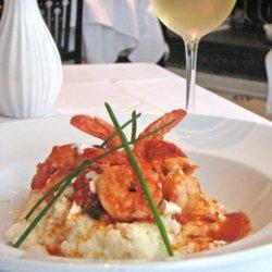 Cedar Key Shrimp And Grits recipe
