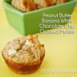 Low Fat Chocolate Chip Banana Muffins