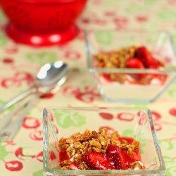 Yogurt W/ Granola