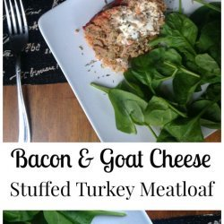 Turkey Cheese Meatloaf