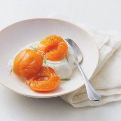 Apricot Compote recipe
