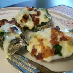 Oysters Rockefeller In English