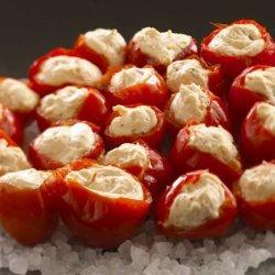 Alouette Stuffed Peppadew Peppers recipe