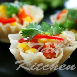 Patty Shells With Minced Chicken recipe