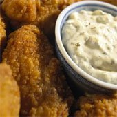 Buffalo Chicken Wings With Ranch Dressing