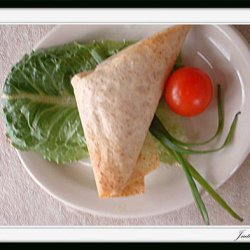 Organic Whole Wheat Spanakopita recipe