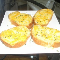 Garlic Bread W Cheese