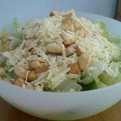 Cardinis Caesar Salad
