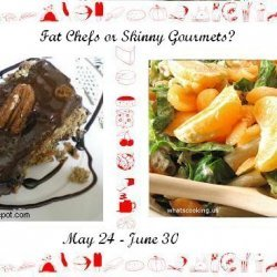 Fat Chefs Or Skinny Gourmets A Food Event