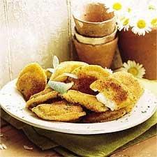 Fried Mozzarella Pockets