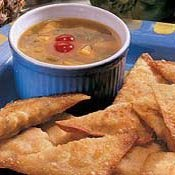 Wontons With Sweet-sour Sauce