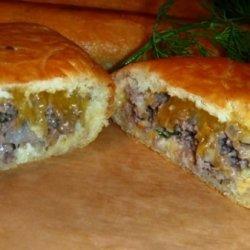 Beef & Cheese Piroshki