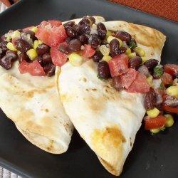 Black Bean Salsa With Cilantro recipe