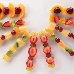 Summer Fruit Kebabs