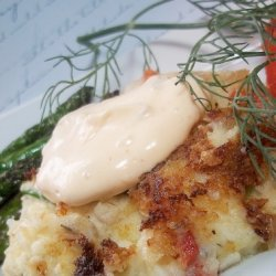 Cajun Cod Cakes And Tartar Sauce recipe
