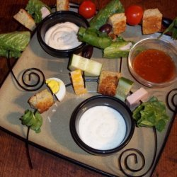 Salad Dippers