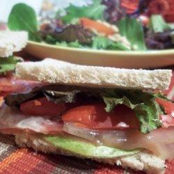 Italian Wine Sandwiches recipe