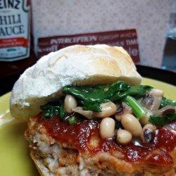 Meat N' Three Sliders recipe