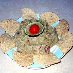 Guacamole-hummus